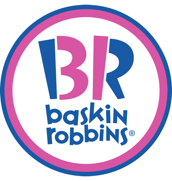 baskin robbins hidden logo meaning