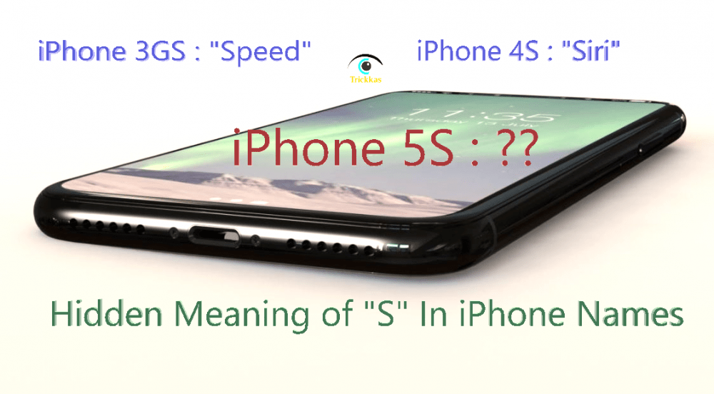 hidden meaning apple iphone