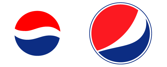 hidden meaning behind logo pepsi