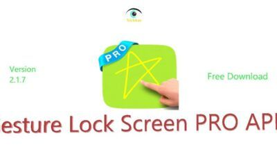 gesture lock scree pro apk