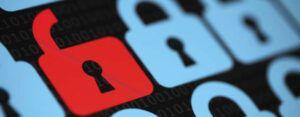 lock symbol for security