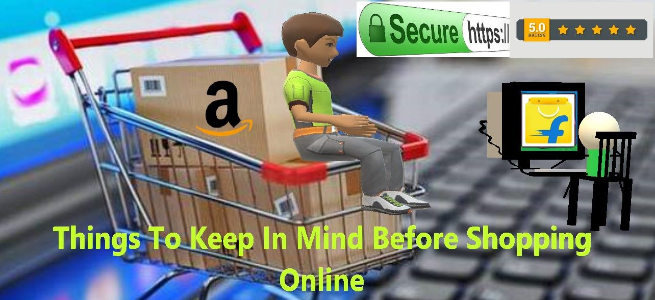 online shopping tips to stay safe