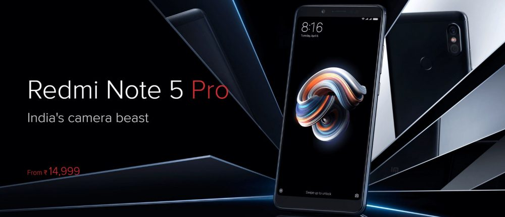 Redmi note 5 pro is best budget smartphone under 20k