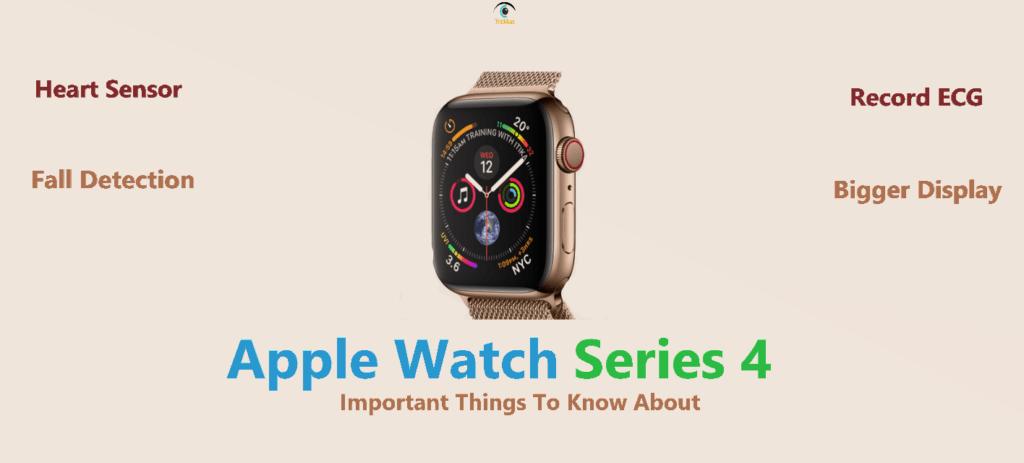 Apple Watch Series 4 Key Specifications
