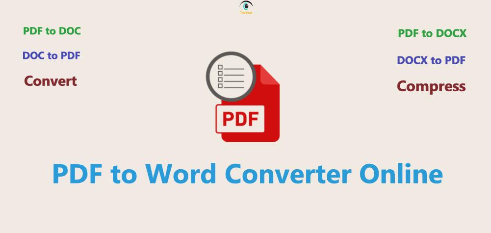 convert pdf to word free