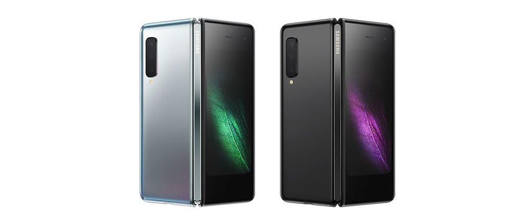 samsung galaxy fold, samsung foldable smartphone,