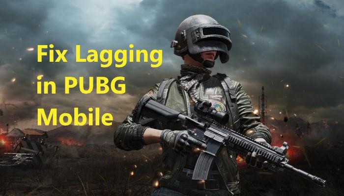 Fix laggin in PUBG Mobile