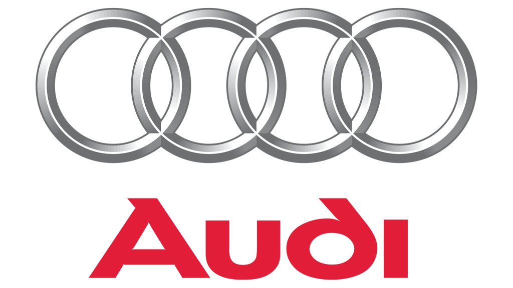 secret meaning behind audi logo with 4 rings