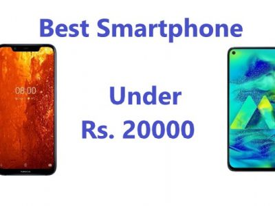 Best Smartphone Under Rs 20000