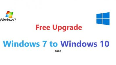 free upgrade from windows 7 to windows 10