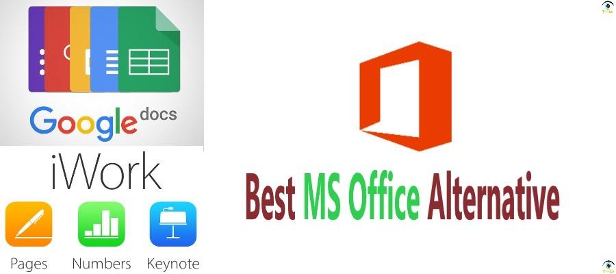 Comparison of Best Free Microsoft Office Alternative