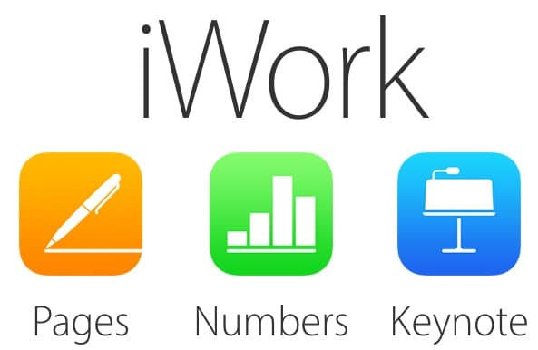 Apple iWork - Free Office Suite for Mac users