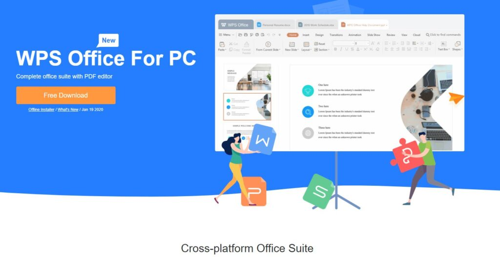 WPS Office - Free Office Suite