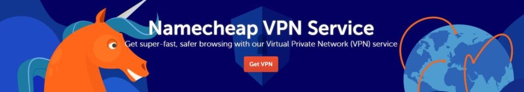 namecheap vpn services