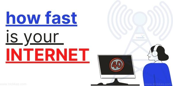 test internet speed for free