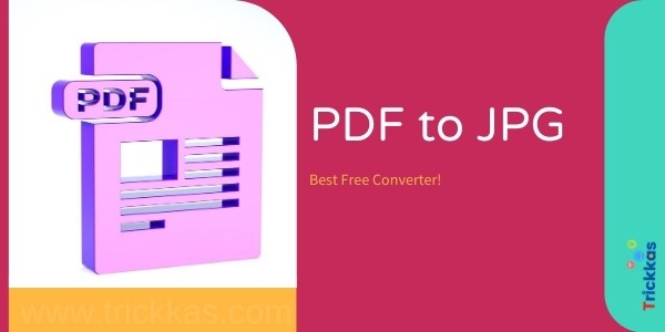 how to convert pdf to jpg free online