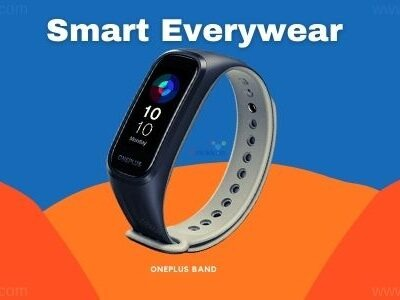 OnePlus Band Feature and Specifications