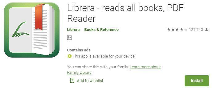 Librera-free-eBook-Reader-Android