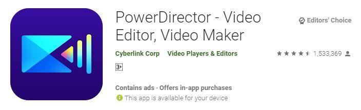 PowerDirector_Video_Maker_and_Video_Editors