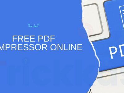 The Best Free PDF Compressor Online