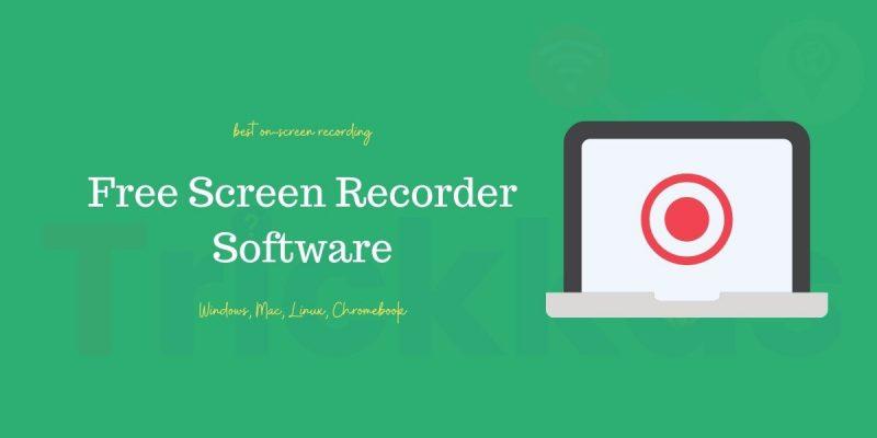 Free On-Screen Recorder Software - Windows, Mac, Chromebook