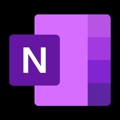 OneNote Logo Microsoft